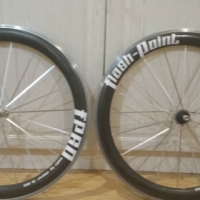 Carbon Clincher Wheelset (Flash-Point Made By Zipp)