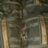 SADF TU 32 parachutes