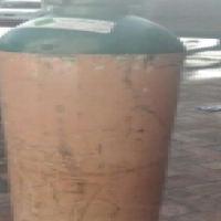 Full mig gas bottle for sale