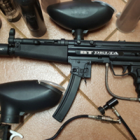 Bt4 Delta Paintball Gun