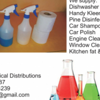 Special on Household & Commercial Chemicals