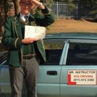 Mr Instructor Driving School - Professional K53 Driving Lessons