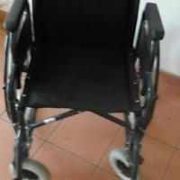 HD Comfort wheelchair