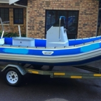 CRUSADER 5M DUCK FOR SALE