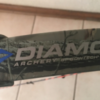Diamond Razor Edge compound bow for sale