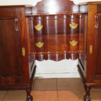 Ball and Claw Sideboard