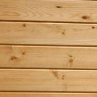 KNOTTY PINE ceiling T&G