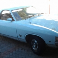 Classic 1973 ford ranchero 500 v8 auto to swop for more modern good bakkie,why