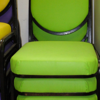 Beautiful Colorful Conference/Meeting/Waiting Room chairs - R350 Neg