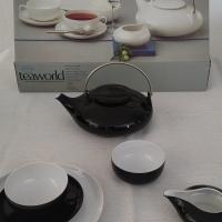 ARZBERG TEAWORLD - RIO - TEA SET FOR 6