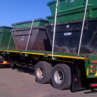 Reliable and excellent scrap bins up for grabs!