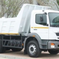 Fuso FJ 26-280 Turbo Intercooled 6x4 Tipper