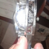 mont blanc time walker collection wrist watch