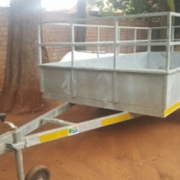 New galvanized all purpose trailer R 14500