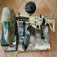 Tippman Sierra One Paintball Kit