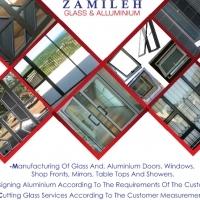 Glass & Aluminum manufactures