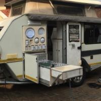 2005 Jurgens Explorer 4x4 Caravan