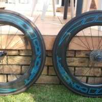 Full Carbon Wheelset Sale Or Swap