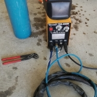 200A tig wlding machine