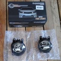 2007 Ford Fiesta Mk4 Fog Lights Set Selling for R495
