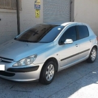 2004 Peugeot 307 Hatchback 1.6 16v