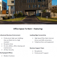 Office Space To Rent – Featuring: