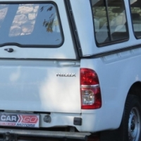 2011 Toyota Hilux 2.0 Vvti P/u S/c