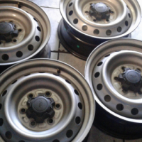 Ford Ranger stardard steal Rims and alloy mags size 16&17 still in Good condition