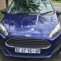 Ford Fiesta 2014(09.2014) 53.000km R125.000