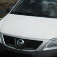 Nissan Np200 1.4 2014 Model, 3 Doors factory A/C And C/D Player Central Lucking