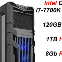 Custom Built Budget Gaming i7-7700K (GTX 1060 OC) PC