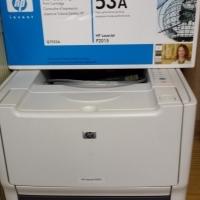 Fast LaserJet P2014 Printer with new cartridges