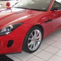 2014 Jaguar F-Type 3.0L S Coupe V6