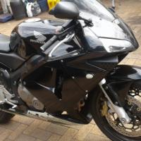 Honda cbr 600rr for sale