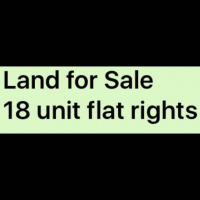 Land for Sale - Bluff development rights for 18 Flats