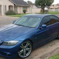 2007 BMW 335i M Sport Pack