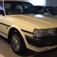 Immaculate Toyota Cressida 2.4 GLE