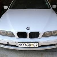 BMW e39 m530td 2001