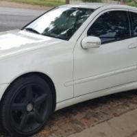 mercrdes benz C230 coupe for sale