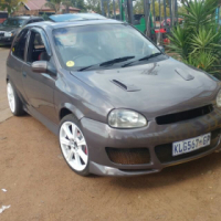 Opel corsa 1.6 1997 for sale or to swop