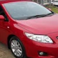 2010 Toyota Corolla Fog lights set Selling for R495