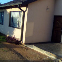 A house for sale in Soshanguve, Block GG.