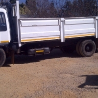 Truck for delivery transportation to any destination