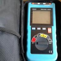 500v insulation tester.