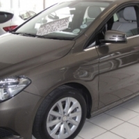 2013 Merc B180 Cdi A/T