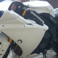 Selling Yamaha R1 with big brother exhaust