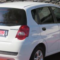 2015 Chevrolet Aveo 1.6 L 5dr