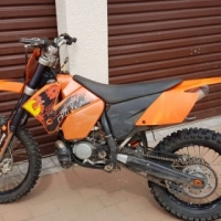 2007 KTM EXC 200 For Sale!