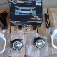 2012 Ford Ranger Fog lights set Selling for R695