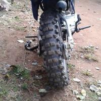 85cc Conti bike